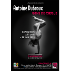 "Antoine Dubroux, ""Gens de cirque"""