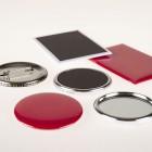 Magnet, Badge, Miroir